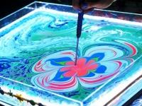 ЭБРУ набор для рисования на воде