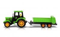 Трактор с прицепом: Животные на ферме