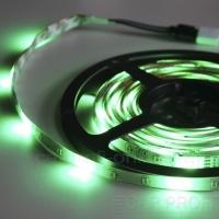 Лента светодиодная с пультом 5м 3528RGB