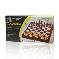 Настольная игра Шахматы (30,5х15,3х4,2 см, дерево)