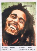 Картина по номерам Боб Марли