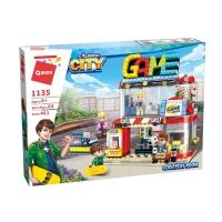 Конструктор Город: Игровой комплекс