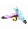 3D ручка Spider Pen LITE, фиолетовая