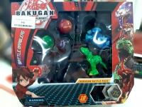 Игровой набор Spin Master Bakugan Battle planet 5 в 1
