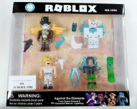 Набор Roblox, 4 фигурки с аксессуарами