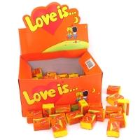 Жевательная резинка love IS (Лав Из) Апельсин и Ананас
