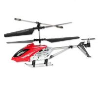 Вертолет на радиоуправлении Mioshi X22 красный