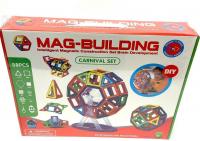 Магнитный конструктор 59 деталей