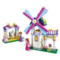 Конструктор Принцесса Лея: Мельница и конюшня