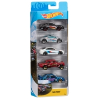 Машинки Hot Wheels 5 шт.