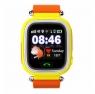 Детские часы с GPS Smart Baby Watch Q90 Желтые