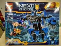 Конструктор Nexo 592 деталей