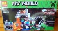 Конструктор Lego Minecraft