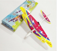 Самолет с пропеллером