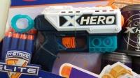 Бластер Nerf X-Hero
