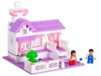 Конструктор Розовая мечта: Домик принцессы