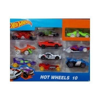 Машинки Hot Wheels 10 шт.