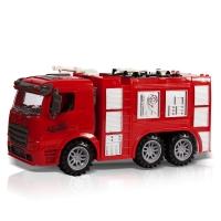 Пожарная машина фрикционная