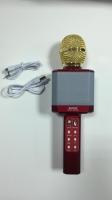 Караоке микрофон WSTER WS-1828 красный