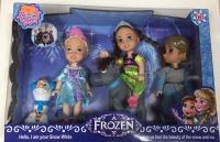 Куклы Холодное сердце набор 3 в 1