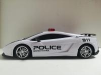 Радиоуправляемый автомобиль Полиция