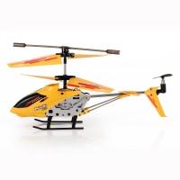 Вертолет и/к X22 желтый