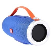 Беспроводная bluetooth колонка TG109 T&G Stereo BT Speaker Синяя