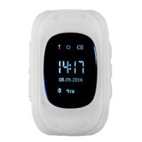Детские часы с GPS Smart Baby Watch Q50 Белые