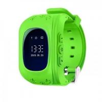 Детские часы с GPS Smart Baby Watch Q50 Зеленые