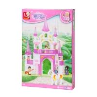 Конструктор Розовая мечта: Замок принцессы 271 дет.